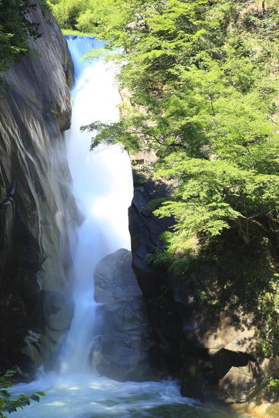 昇仙峡仙娥滝