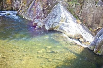 昇仙峡の名水